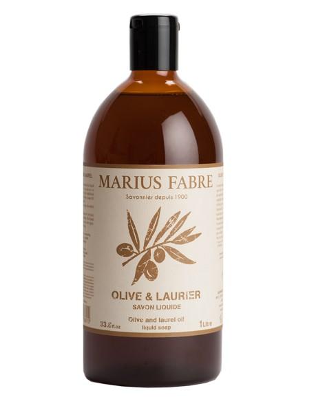 Vente de savon d'Alep liquide et bio ? Oui, chez Marius Fabre !