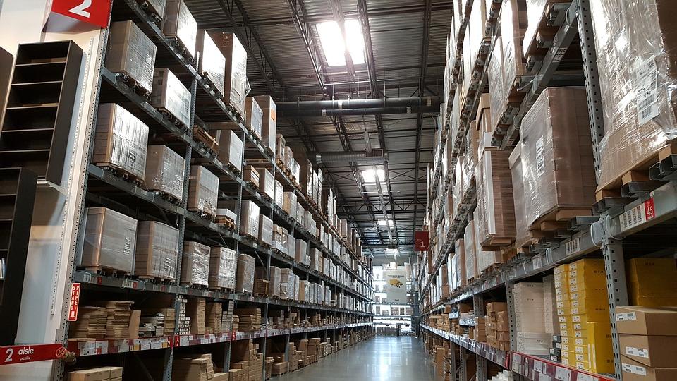 Inventaire des stocks simplifié - Acteos